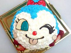 デコレーションケーキ(絞りタイプ)